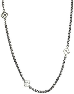 David Yurman DY Charm Chain Necklace