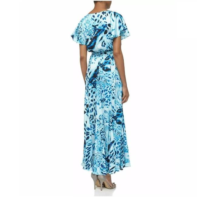 Blue Maxi Dress by Laundry by Shelli Segal Image 2