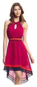 Miss Sixty Hi Lo Halter Dress