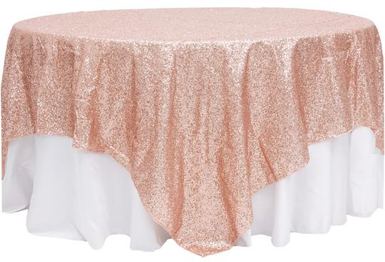 Preload https://img-static.tradesy.com/item/18520414/blush-lot-of-10-90x90-sequin-table-overlays-bling-glam-sparkle-event-party-anniversary-tablecloth-0-0-540-540.jpg