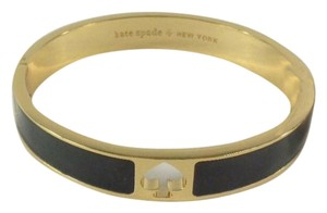 "Kate Spade Kate Spade O0RU0642 Women's ""Hole Punch Spade"" Bangle Bracelet NEW!"