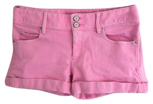 Lilly Pulitzer Cuffed Shorts Pink