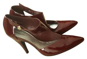 BCBGeneration Burgundy Pumps