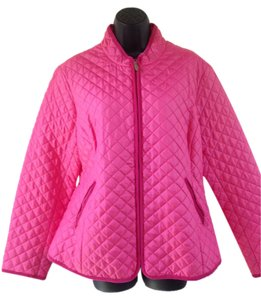 J.McLaughlin Quilted Pink Jacket
