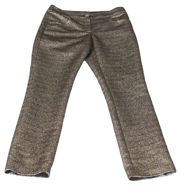 Preload https://img-static.tradesy.com/item/18521758/chanel-gold-metallic-black-12a-and-tweed-38-new-pants-size-4-s-27-0-1-650-650.jpg