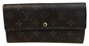 Louis Vuitton Louis Vuitton Wallet Monogram