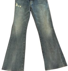 Chip and Pepper Flare Leg Jeans
