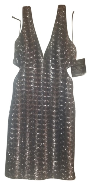 Preload https://img-static.tradesy.com/item/1852252/arden-b-dark-pewter-new-sexy-sequin-cut-out-knee-length-formal-dress-size-8-m-0-0-650-650.jpg