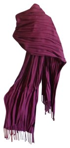 Other Oversized Burgundy Scarf/Wrap Pashmina