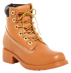 Jeffrey Campbell Wheat (Tan, Black) Boots
