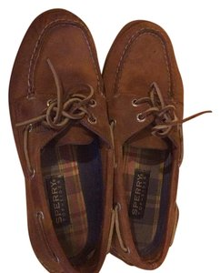 Sperry Brown Leather Athletic
