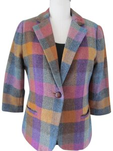 CAbi Multi Color Blazer