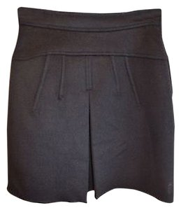 PRADA Straight Pencil Mini Skirt
