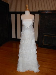 Justin Alexander Sample Wedding Dress