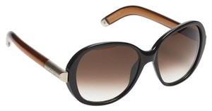 Chloé $400 SUNGLASSES NEW with case and cards BEAUTIFUL BROWN LUCITE