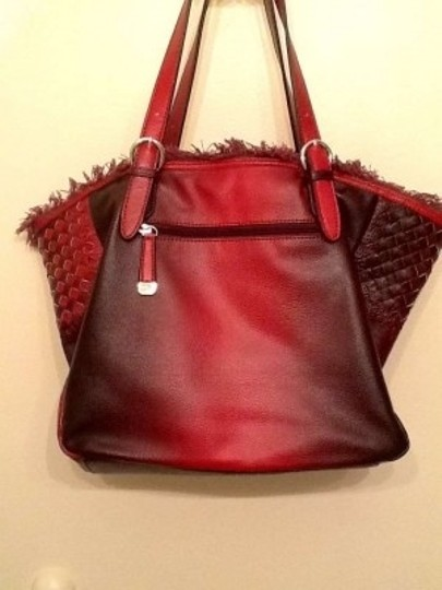 Nicole Lee Tote in Red