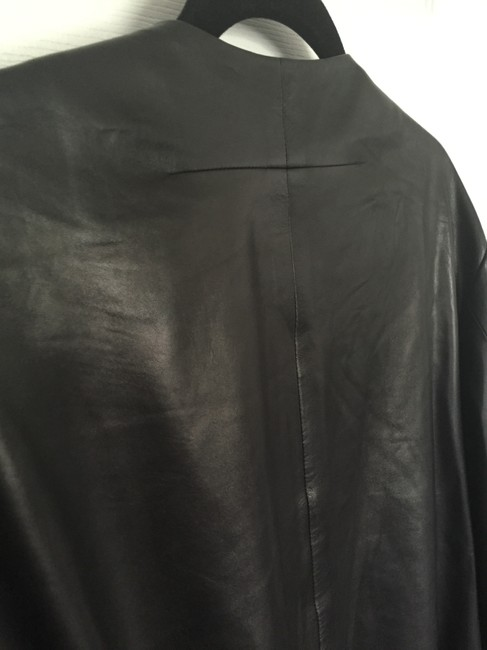 Givenchy Lambskin Bomber Saint Laurent Gucci Leather Jacket Image 4