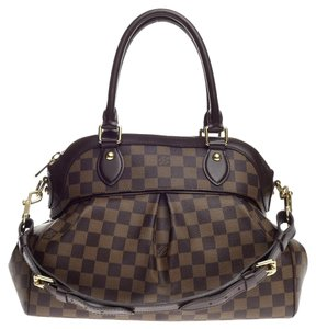Louis Vuitton Trevi Damier Shoulder Bag