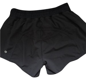 Lululemon Black Shorts