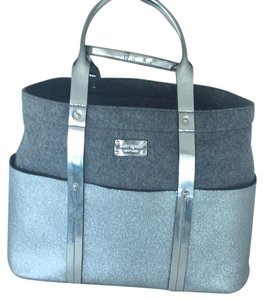 Kate Spade Gray Travel Bag