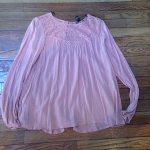Forever 21 Top Blush