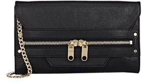 MILLY black Clutch