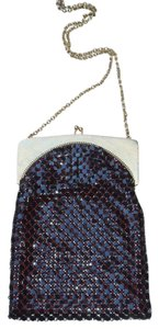 Whiting & Davis Mesh Purse brown Clutch
