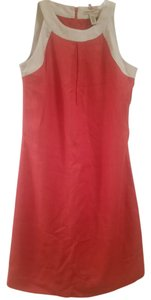 Banana Republic Linen Sleeveless Work Dress
