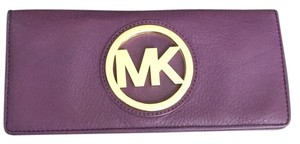 MICHAEL Michael Kors Purple Clutch