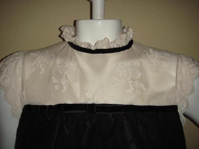 Forever 21 Top cream and black Image 1