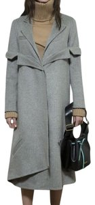 tinsquare Double Faced Wool Coat