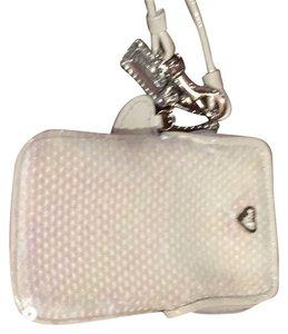 Coach Coach Poppy Sequined Wristlet