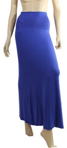Maxi Skirt royal blue
