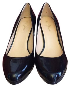 Cole Haan Patent Leather Black Pumps