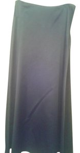Ann Taylor Maxi Skirt black