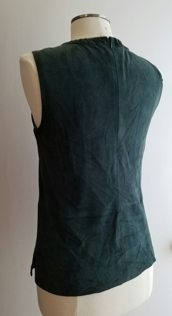 W by Worth Suede Casual Date Top pine Image 2