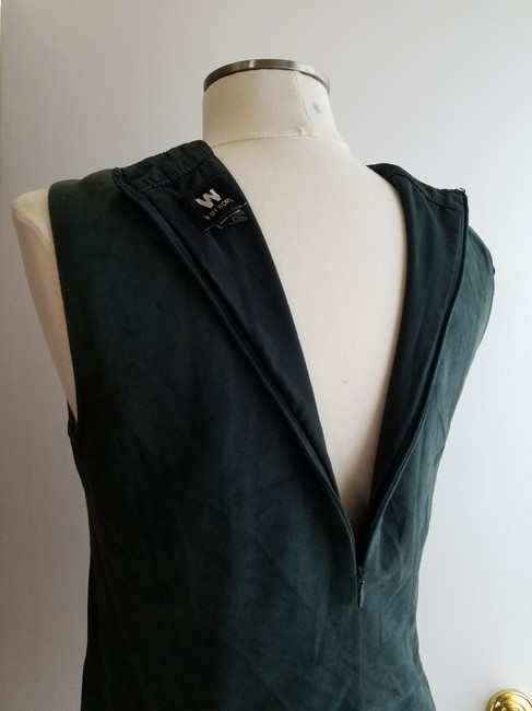 W by Worth Suede Casual Date Top pine Image 3