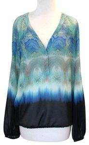 Marciano Green Top Blue