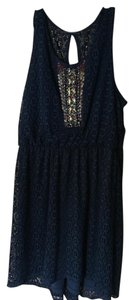 Maurices short dress Navy on Tradesy