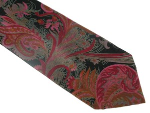 Dior Men's New York Paris Sophisticate Silk Necktie