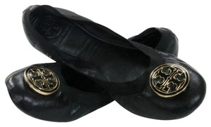Tory Burch Reva Miller Eddie Thora Sally Black Flats