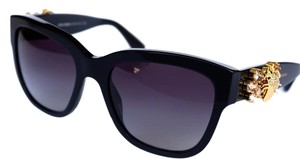 Dolce&Gabbana NEW Dolce Gabbana Enchanted Beauties Sunglasses Black