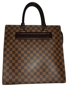 Louis Vuitton Damier Venice Tote in Brown