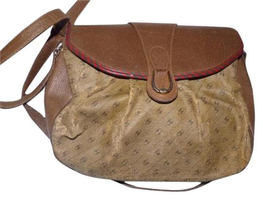 Preload https://img-static.tradesy.com/item/18532219/gucci-vintage-pursesdesigner-purses-coated-canvasleather-in-browns-with-redgreen-leathercoated-cross-0-2-540-540.jpg