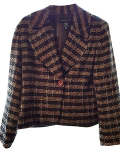 New York & Company Multi Tweed Jacket