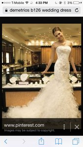 Demetrios Ilissa Gown Style 900 Wedding Dress