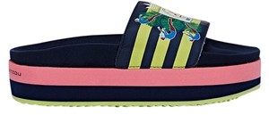 Adidas X Mary Katrantzou Multi/Blue Sandals