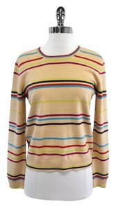 Christopher Fischer Color Striped Cashmere Sweater