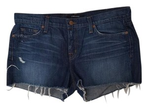 J Brand Denim Cut Off Shorts Ringer Wash