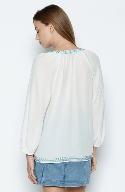 Joie Top White Image 2